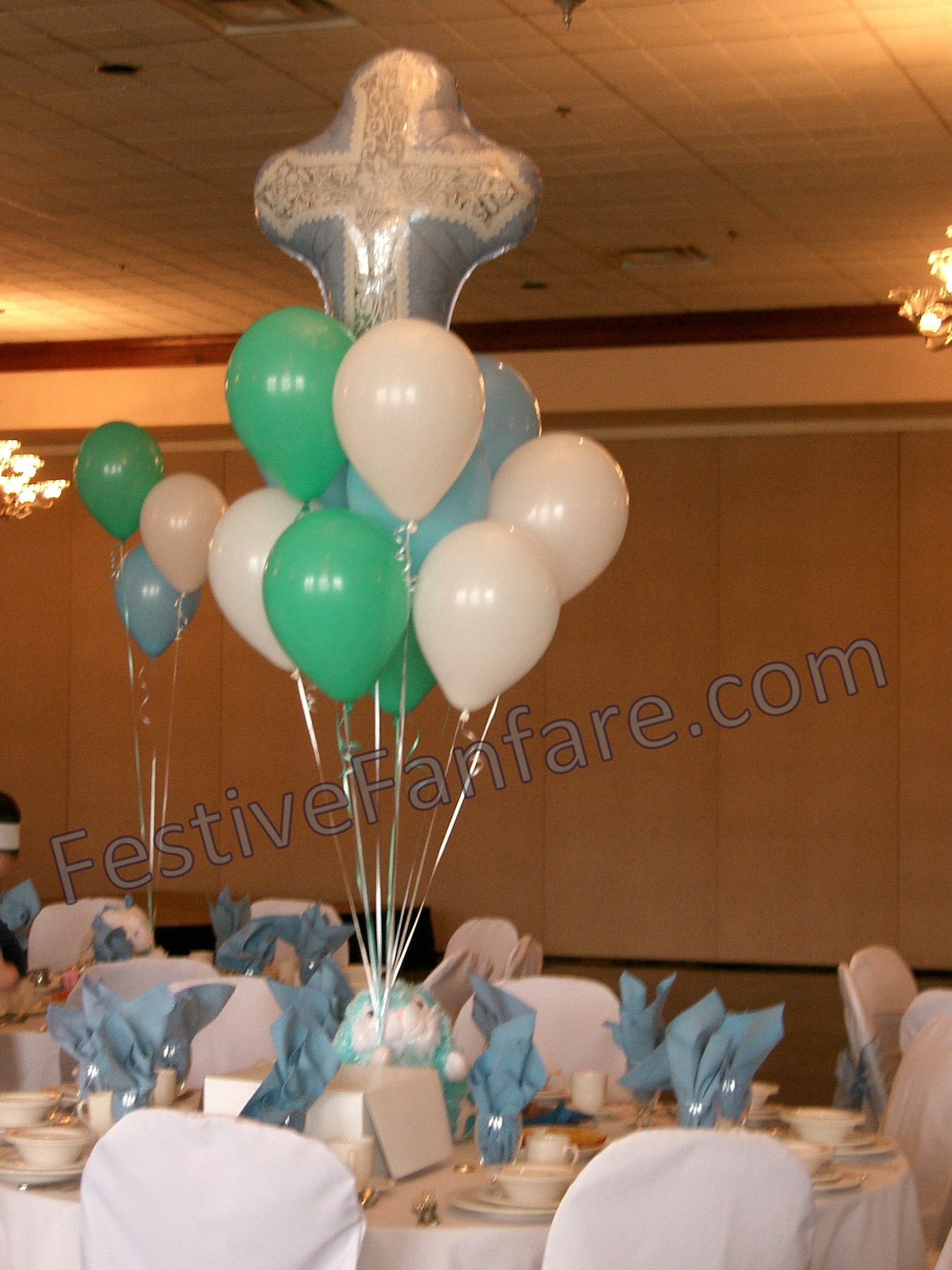 12 balloon Bouquet